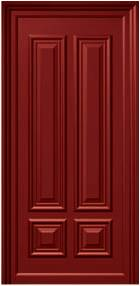 Πόρτες Αλουμινίου Elitesystem 23