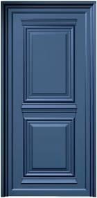 Πόρτες Αλουμινίου Elitesystem 17