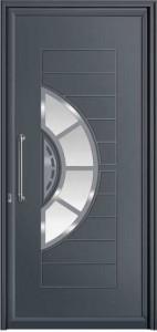 Πόρτες Αλουμινίου Elitesystem 53