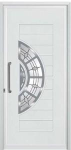 Πόρτες Αλουμινίου Elitesystem 55