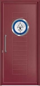Πόρτες Αλουμινίου Elitesystem 58
