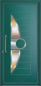 Πόρτες Αλουμινίου Elitesystem 62