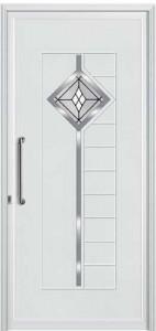 Πόρτες Αλουμινίου Elitesystem 52
