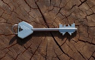 κλειδί πόρτας ασφαλείας