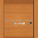Πόρτες ασφαλείας Laminate Inox (3)